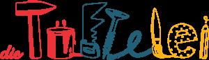die Tüftelei Logo - blau