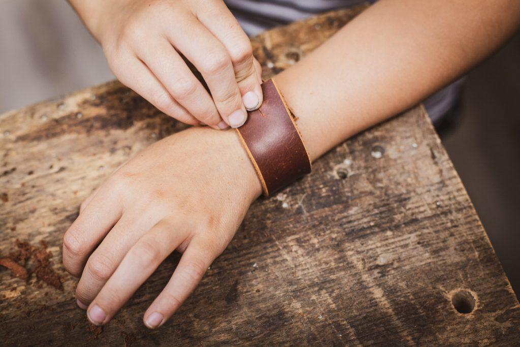 Länge des Armbandes testen